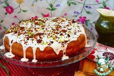 Молочный пирог - кулинарный рецепт