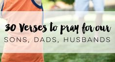 In May we prayed for the women in our lives, this month we will pray for our men! You may remember that we prayed for our husbands and marriages in February, so if you wish to focus this month on your son or brother or even your pastors those are all fabulous ideas! You can …