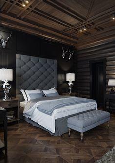 DARK ROOM MAKES HEADBOARD POP    Vladimir Bolotkin blog: Hotel - Large Room