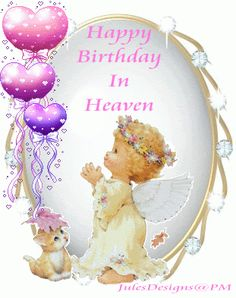Birthday Wishes For Best Friend In Heaven