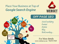Place you business at the top of google search engine . webset is providing a service and also training in SEO so make use of it... And bring your website into top rankings. #seo_training_in_chennai #seo_in_chennai #seo_course_in_chennai #best_seo_training_in_chennai Mail us:info@webset.co.in | visit us:www.webset.co.in | call us: 78455 17005
