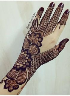 Mehndi Design Offline is an app which will give you more than 300 mehndi designs. - Mehndi Designs and Styles - Henna Designs Hand Henna Hand Designs, Dulhan Mehndi Designs, Arabic Bridal Mehndi Designs, Mehndi Designs Finger, Modern Mehndi Designs, Mehndi Design Pictures, Latest Mehndi Designs, Mehndi Designs For Hands, Tattoo Designs
