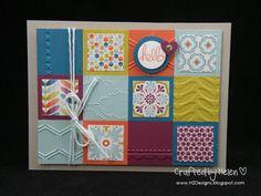 H2 Designs-Pretty Petites (sentiment) &  SAB Sycamore Street DSP