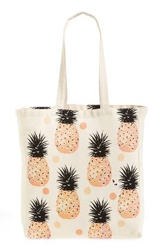Tri-Coastal Design 'Pineapple' Tote available at #Nordstrom