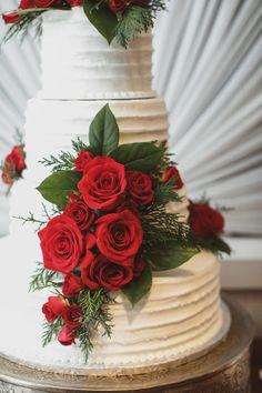 Stephanie + Tyler | December Wedding