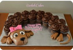 Doxie cake