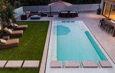 Aménagement piscine de jardin- idées et photos inspirantes