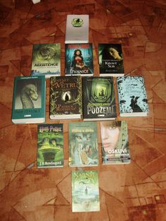 Green books!
