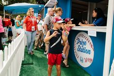 From games to Spokescrumbs to prizes, Camp Honda came to the LLBWS prepared.