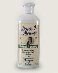 Shampoing Douce Mousse - Bébé  236 ml