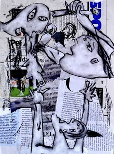 Collage ispirato a Guernica Picasso Kids, Picasso Art, Pablo Picasso, Painting For Kids, Artist Painting, Children Painting, History For Kids, Art History, Picasso Guernica