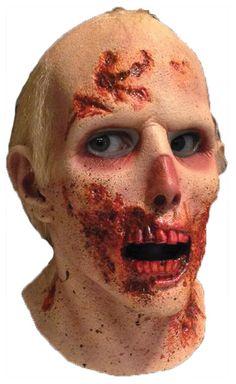 The Walking Dead Zombie Latex Mask