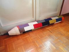 Pencil draft excluder