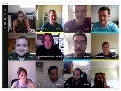 Sneek: un nuevo servicio para videoconferencias grupales #NuevasTecnologías #Software #empresas