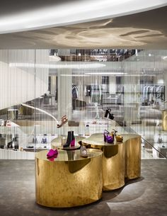 In New York City? Barneys' just-opened flagship can't be missed. | archdigest.com