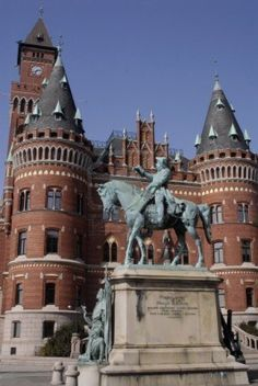 Helsingborg, Sweden: Europe: where the history comes from.
