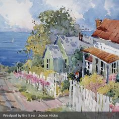 Westport by the Sea  Joyce Hicks
