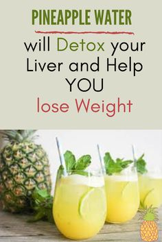 Best Smoothie Recipes, Good Smoothies, Healthy Recipes, Healthy Food, Pineapple Drinks, Detox Your Liver, Tropical Fruits, Arthritis, Healthy Living