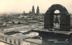 Panorámica desde San José a principios del s. XX