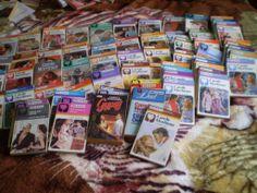 My Carole Mortimer books