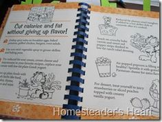 Sneak peek inside our new cookbook, Garfield...Recipes with Cattitude. Thanks to http://homesteadersheart.blogspot.com for sharing!  (Visit @Garfield for more feline fun!)