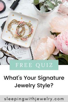 Grab our free jewelry style mini-guide to help accessorize your look. Pearl Jewelry, Vintage Jewelry, Tassel Earrings, Hoop Earrings, Ear Crawler Earrings, Fashion Accessories, Fashion Jewelry, Women's Rings, Women's Bracelets