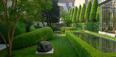 Private Garden in Bruges, Belgium by Wirtz International Landscape Architects