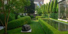 Tuinontwerp Brugge : private tuin | Wirtz tuinarchitectuur