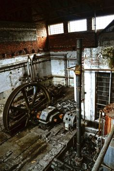 abandoned factory - MaggieM