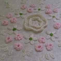 #flowermandala #mandala #embroidery #embroideryart #handembroidery #art #handmade #needlework #diy #craft #handicraft #stitching #embroideryfloss #needlecraft #hobby #idea #stitch