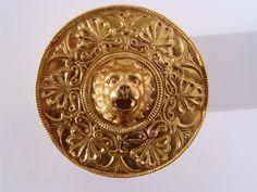 Златото на Севт III в Голямата Косматка