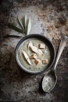Soupe de lentilles au foie gras ©sebastien merdrignac