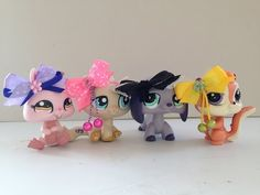 How to make a LPS Bow: LPS accessories - YouTube