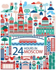 24 hours in moscow by fernando volken togni