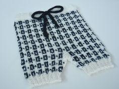 Lykketrollet Boho Shorts, Gloves, Knitting, Winter, Women, Fashion, Winter Season, Moda, Tricot