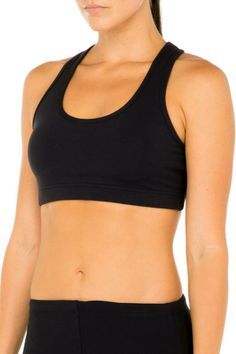 Comfort Sports Bra Maximum Support Sports Bra, Gym Gear, Fitness Fashion, Gym Wear