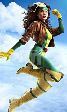 rhian ramos as rogue #CosplayMania: Female celebrities turn into our favorite superheroes   GMANetwork.com - Community - Where Stars and Fans Meet - Photos