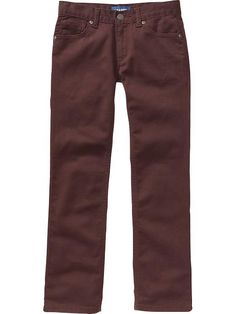 Boys Slim-Fit Jeans