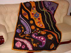 Freeform Blanket