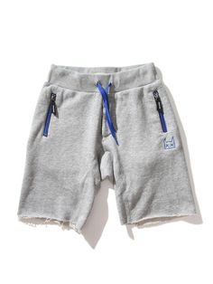 Cut-off fleece sweat pant shorts for only $31!