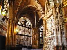 Burgos Cathedral Interior | Burgos Cathedral Historical Facts and Pictures