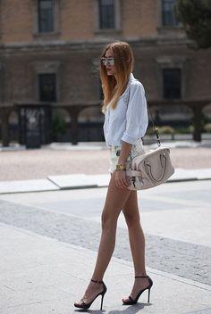 Style Ideas: Street Fashion Glam