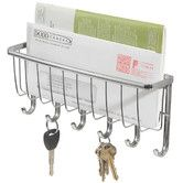 Found it at Wayfair - Wall Mountable Mail and Key Rack