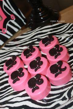 "Photo 9 of 19: Vintage Barbie / Birthday ""Chloe's 5th Birthday Party"" | Catch My Party"