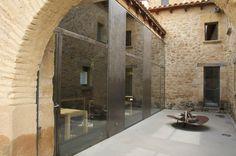 Our yard from the #restaurant // #Hotel #Spain #Vacation #BoutiqueHotel #Aragón #travel http://www.tripadvisor.es/Hotel_Review-g1954170-d1436979-Reviews-Hotel_Consolacion-Monroyo_Matarranya_Province_of_Teruel_Aragon.html?utm_content=buffer7248c&utm_medium=social&utm_source=pinterest.com&utm_campaign=buffer