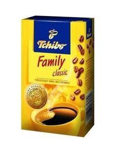TCHIBO 250g Family Kawa mielona  • rodzinna • mielona • oryginalna • waga 250 g.