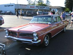 A Pontiac StarChief at the California Automobile Museum cruise and car show on August 3rd.