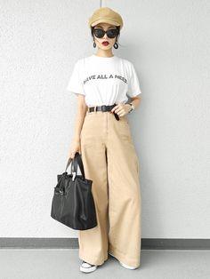 Japan Fashion, Look Fashion, Korean Fashion, Street Fashion, Edgy Outfits, Classy Outfits, Fashion Outfits, Asian Street Style, Korean Street