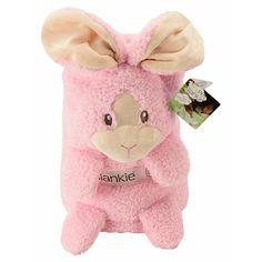 "Animal Adventure My Pet Blankie Grand Stuffed Bunny - Lily -  Animal Adventure - Toys""R""Us"