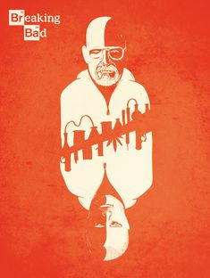 AMC, artwork, breaking bad, creative, Illustration, Inspiration, tv show, Breaking Bad by ~bangbangbazooka